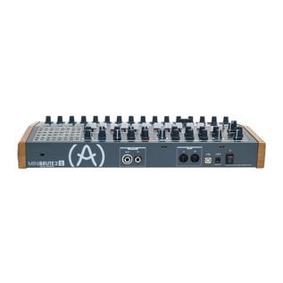 Arturia MiniBrute 2S Semi-Modular Analog Sequencing Synth Module - Rear