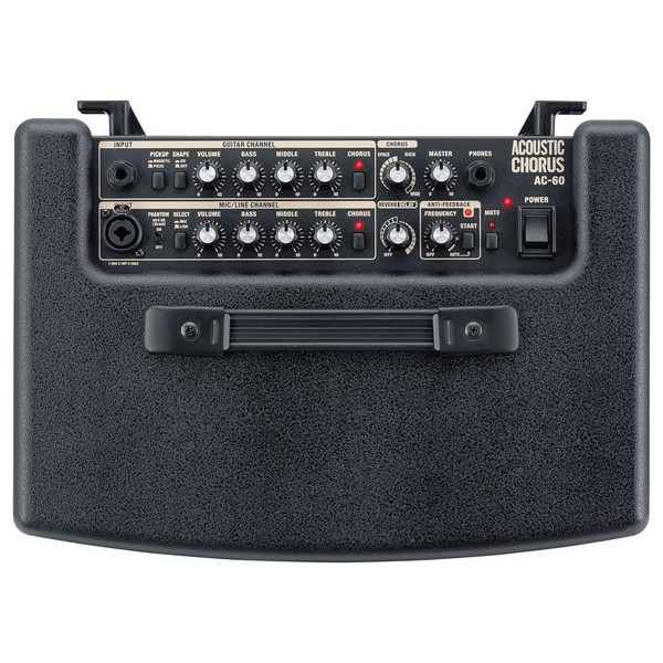 Roland AC-60 Acoustic Chorus Guitar Amplifier Top