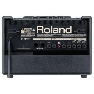 Roland AC-60 Acoustic Chorus Guitar Amplifier Back