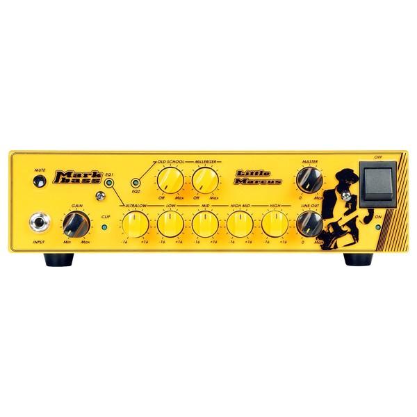 MarkBass Little Marcus 500W Bass Amp Head