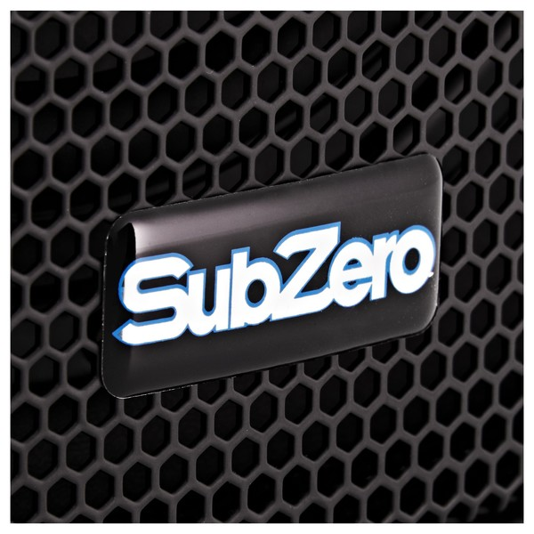 "SubZero 200W 8"" Active PA Speaker with Yoke Bracket"