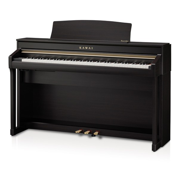 Kawai CA58 Digital Piano, Premium Rosewood