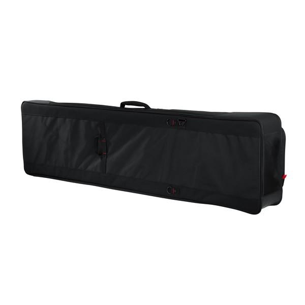 Gator G-PG-88SLIMXL Pro-Go Slim XL 88 Key Keyboard Bag, Back