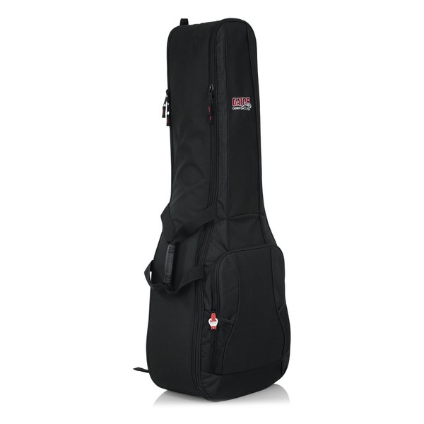 Gator GB-4G-ACOUELECT Double Gig Bag For Acoustic & Electric Guitars 1