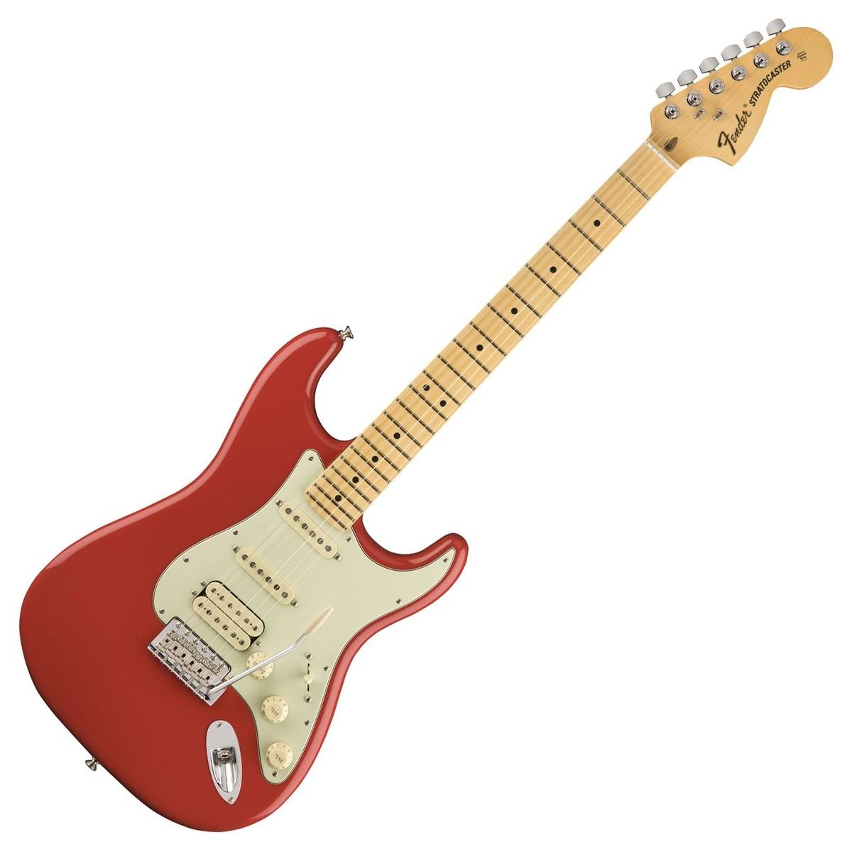 American Special Stratocaster : fender american special stratocaster hss mn fiesta red at ~ Hamham.info Haus und Dekorationen