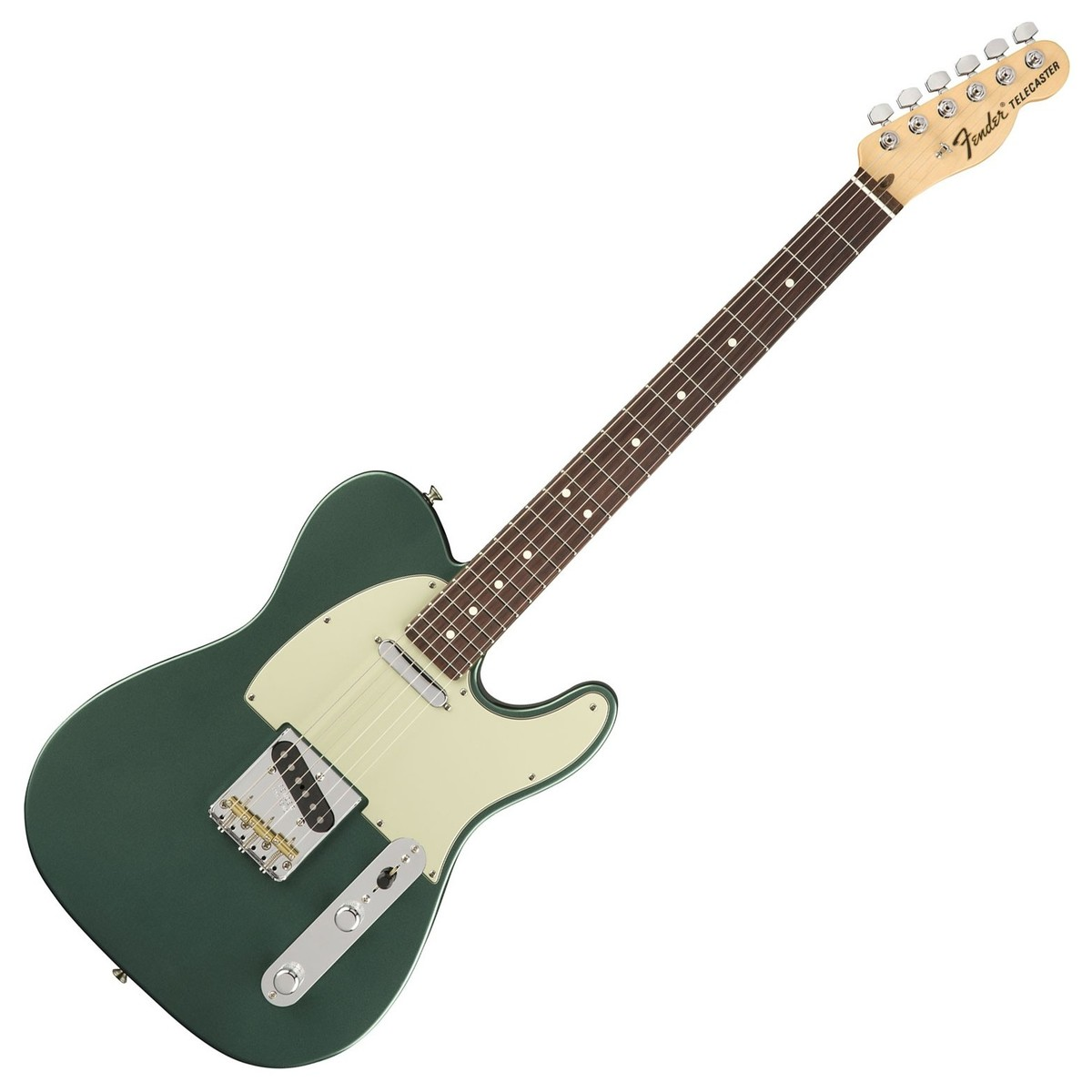 fender american special telecaster rw sherwood green metallic at. Black Bedroom Furniture Sets. Home Design Ideas