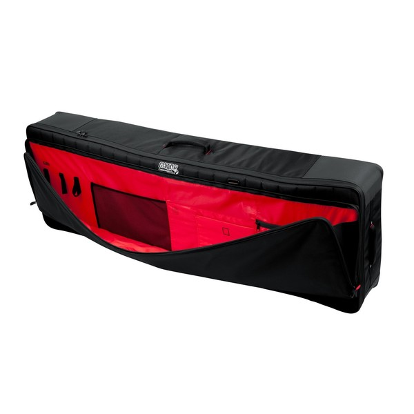Gator G-PG-88 Pro-Go 88 Key Keyboard Bag, Front Pocket
