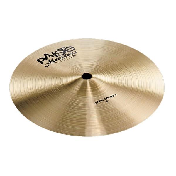 """Paiste Masters 8"""" Dark Splash Cymbal"""
