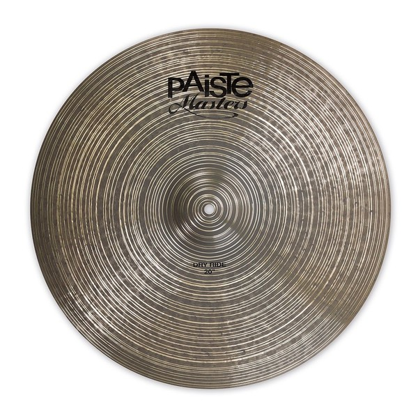 "Paiste Masters 20"" Dry Ride Cymbal"