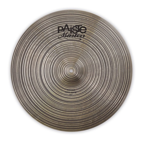 "Paiste Masters 20"" Extra Dry Ride Cymbal"