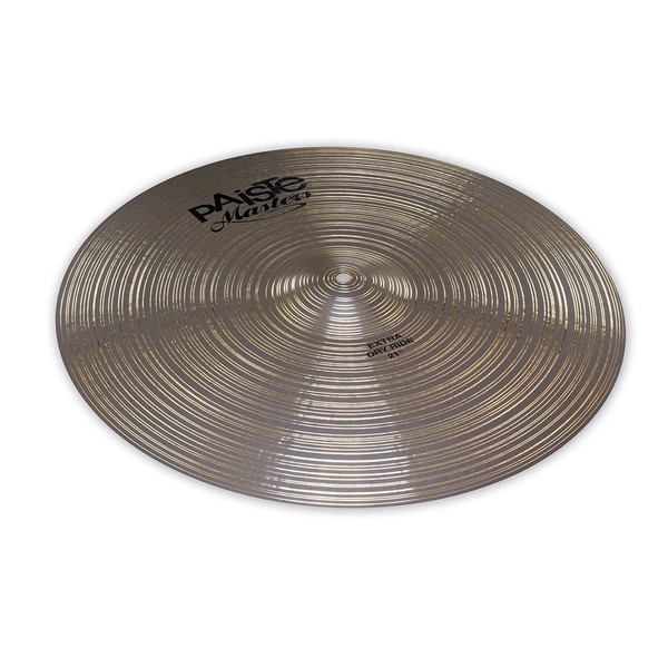 """Paiste Masters 21"""" Extra Dry Ride Cymbal"""