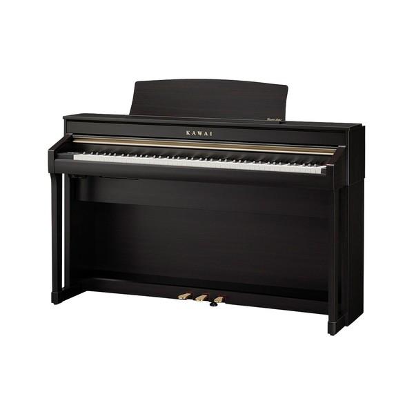 Kawai Concert Artist CA58 Digital Piano, Premium Rosewood