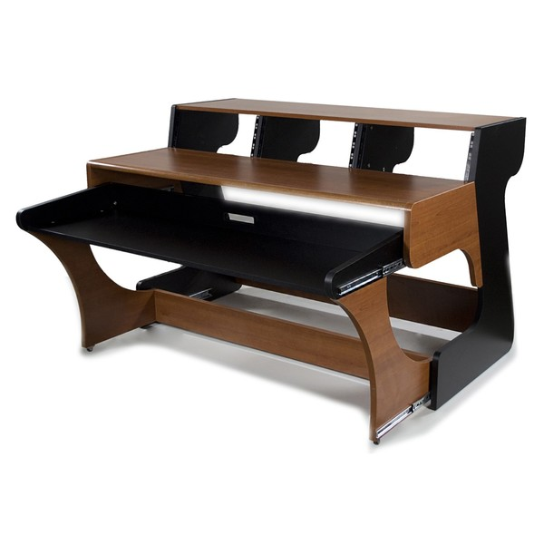 Zaor Miza 88XL Studio Desk, Black Cherry - Main