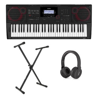 Casio CT-X3000 Portable Keyboard Package