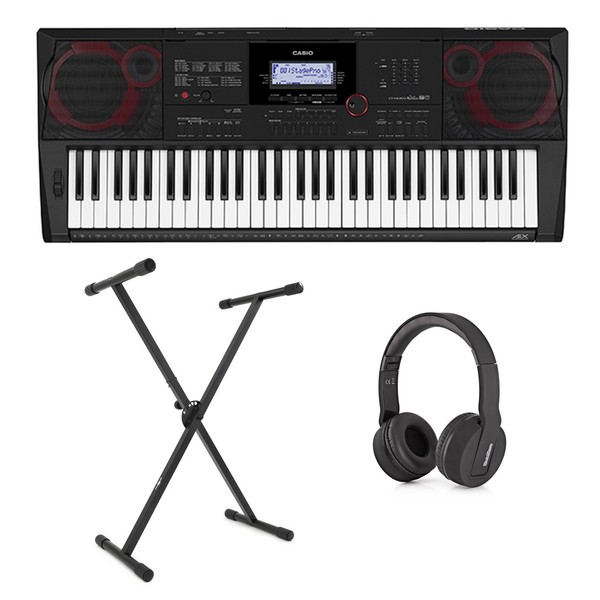 Casio CT-X5000 Portable Keyboard Package