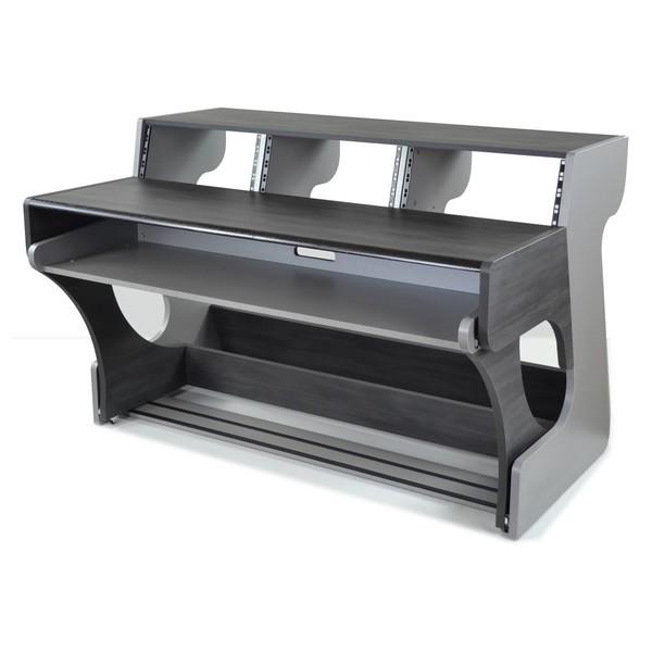 Zaor Miza 88XL Studio Desk, Black Wenge - Main