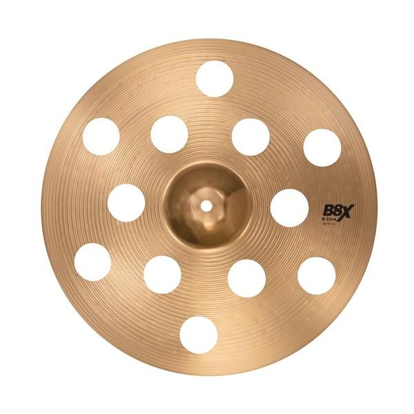 Sabian B8X 16'' O-Zone Crash Cymbal - main image