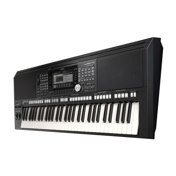 yamaha psr s975 portable arranger workstation package at. Black Bedroom Furniture Sets. Home Design Ideas