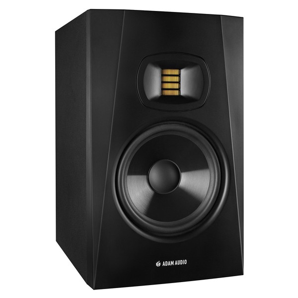 Adam Audio T7V Active Nearfield Studio Monitor - Angled