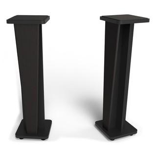 Croce Stand V42, Black (Pair) - Front & Back