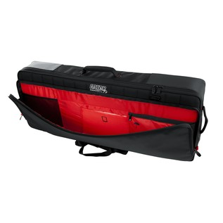 Gator G-PG-49 Pro-Go 49 Key Keyboard Bag, Front Pocket