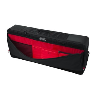 Gator G-PG-61 Pro-Go 61 Key Keyboard Bag, Front Pocket
