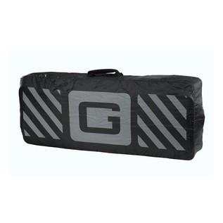 Gator G-PG-76 Pro-Go 76 Key Keyboard Bag, Rain Cover