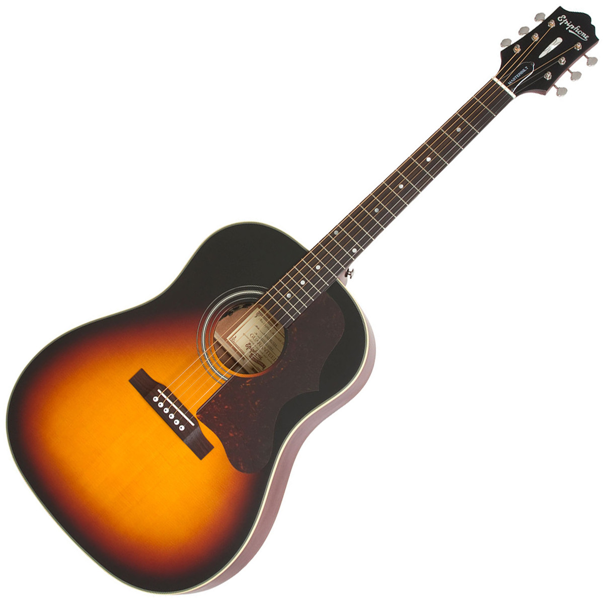 epiphone aj 45me masterbilt electro acoustic vintage sunburst satin box opened at gear4music. Black Bedroom Furniture Sets. Home Design Ideas