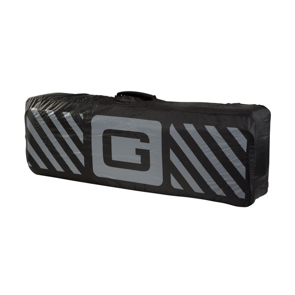 Gator G-PG-61SLIM Pro-Go Slim 61 Key Keyboard Bag, Rain Cover