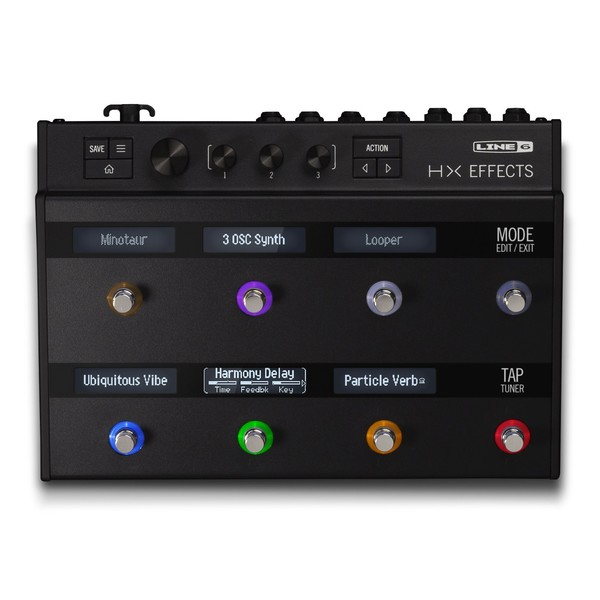Line 6 Helix HX Compact Multi Effects Processor