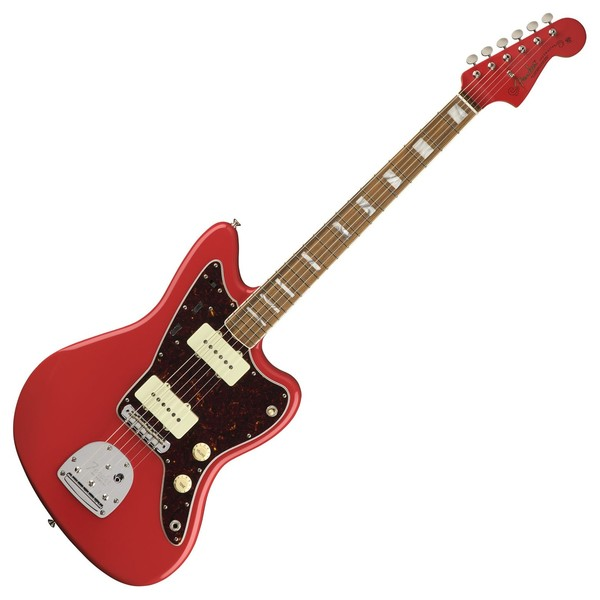 Fender 60th Anniversary Jazzmaster PF, Fiesta Red