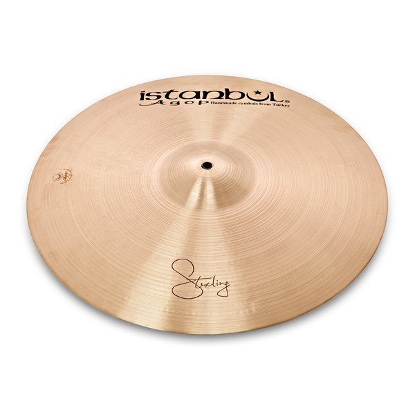 """Istanbul Agop 20"""" Sterling Ride Cymbal"""