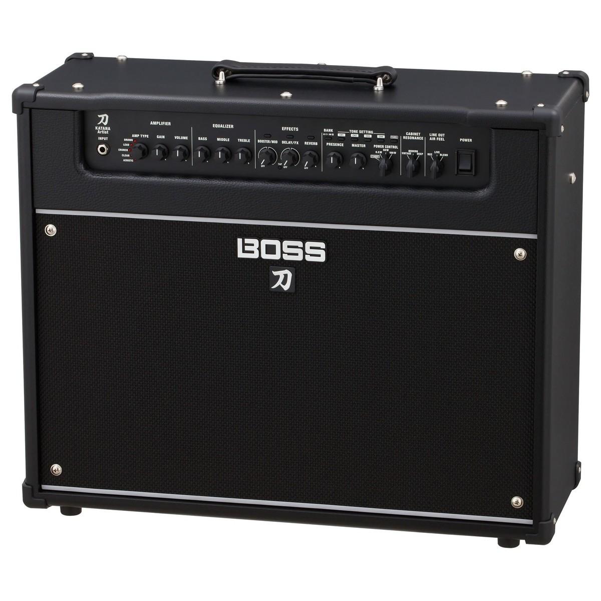 boss katana artist combo guitar amplifier at gear4music. Black Bedroom Furniture Sets. Home Design Ideas