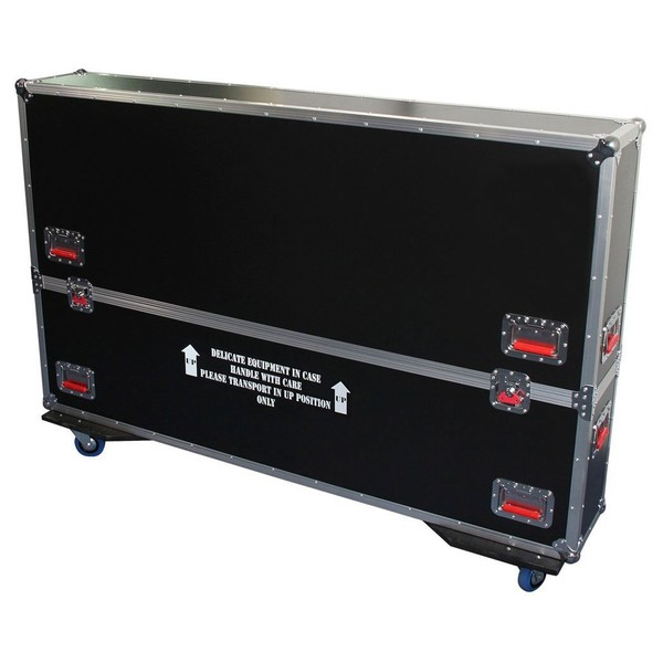 Gator G-TOURLCDV2-6065-X2 Double ATA LCD Case 60-65 Inches
