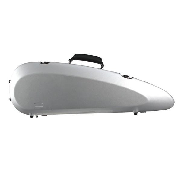 Sinfonica Rocket Violin Case, Silver