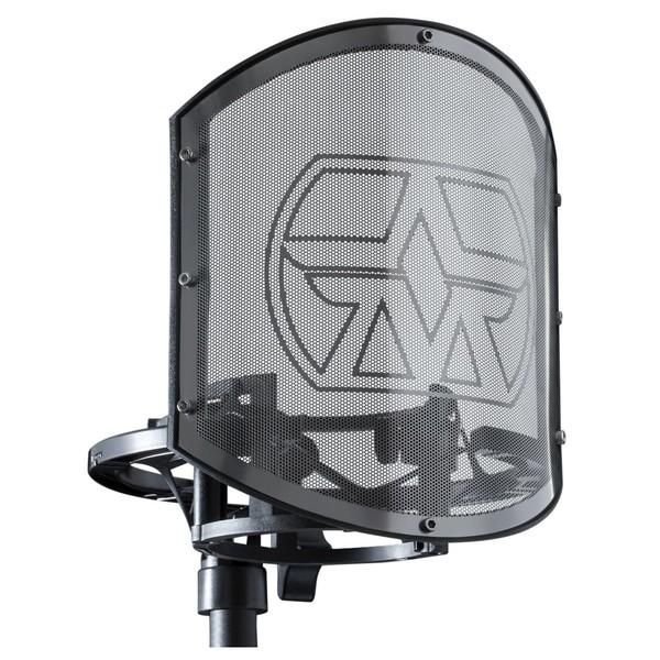 Aston Microphones Premium Shock Mount and Pop Filter - Main