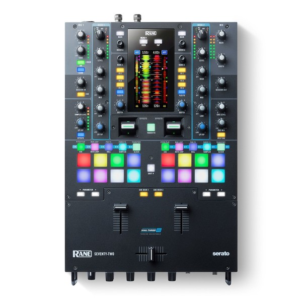 Rane SEVENTY-TWO Battle Mixer - Main