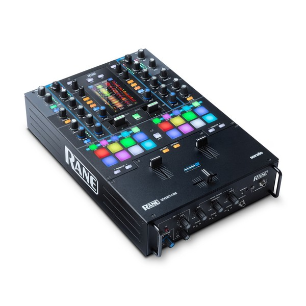 Rane SEVENTY-TWO Battle Mixer - Angle