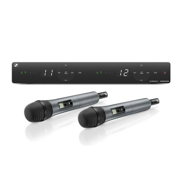Sennheiser XSW 1-825 Dual Wireless Microphone System, GB Band