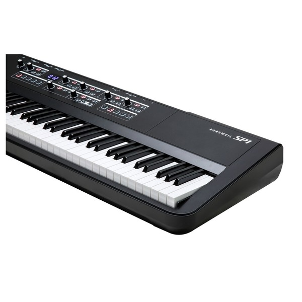 Kurzweil SP1 88 Key Stage Piano - Front Angle Close 1