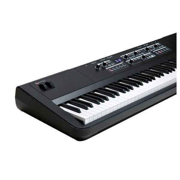 Kurzweil SP1 88 Key Stage Piano - Front Angle Close 2