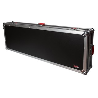 Gator G-TOUR-88V2SL Tour Style Slim 88 Note Keyboard Case Main Image