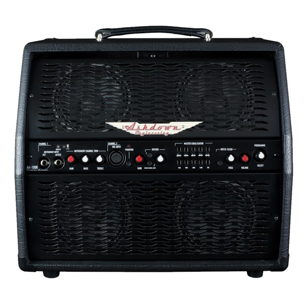 Ashdown AA-100R 100W Acoustic Combo with Reverb
