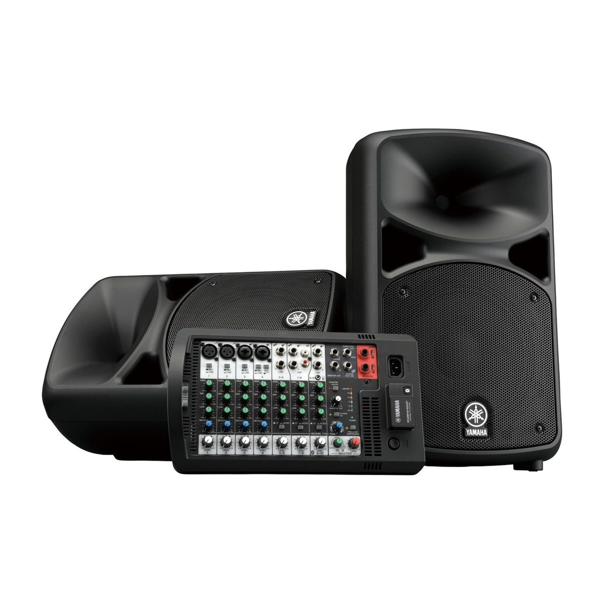 yamaha stagepas 600bt portable pa system at. Black Bedroom Furniture Sets. Home Design Ideas