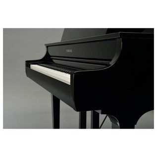 Yamaha CLP 695 Digital Grand Piano, Polished Ebony