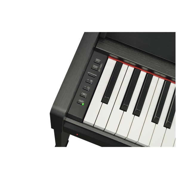 yamaha ydp s34 digital piano black at gear4music. Black Bedroom Furniture Sets. Home Design Ideas