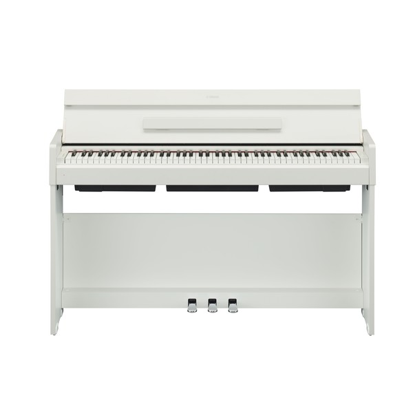 Yamaha YDP S34 Digital Piano, White