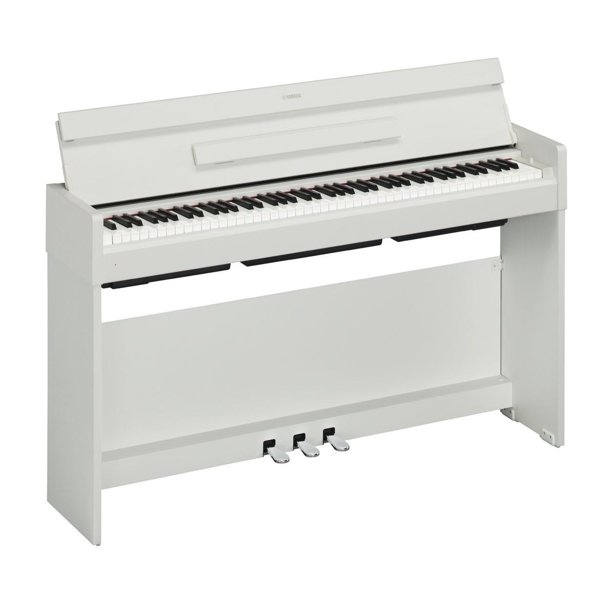 Tabouret de piano Yamaha B1-WH Blanc
