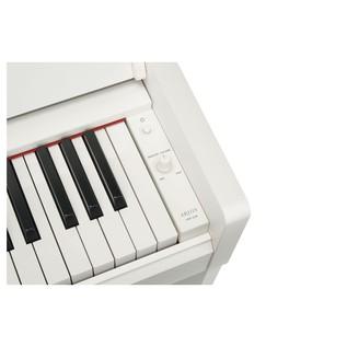 Yamaha YDP S34 Digital Piano, White