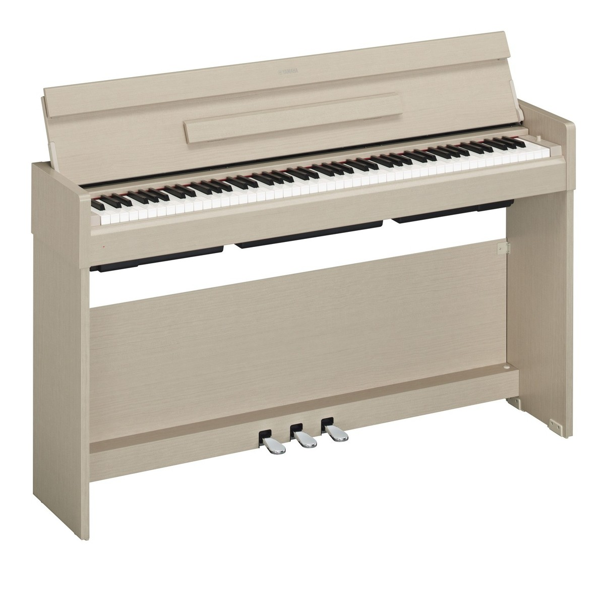 yamaha ydp s34 pianoforte digitale white ash gear4music. Black Bedroom Furniture Sets. Home Design Ideas
